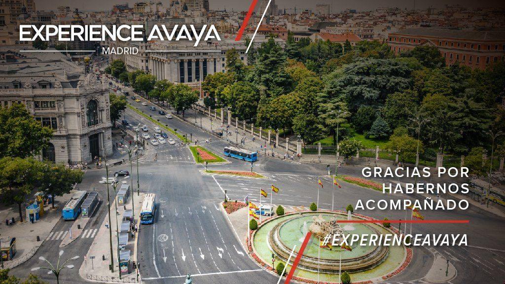 Avaya Experience, cloud, blockchain, internet de las cosas